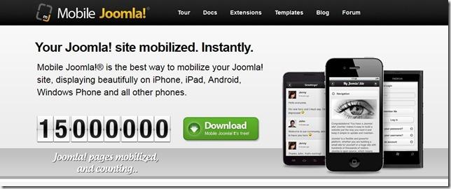 mobilejoomla