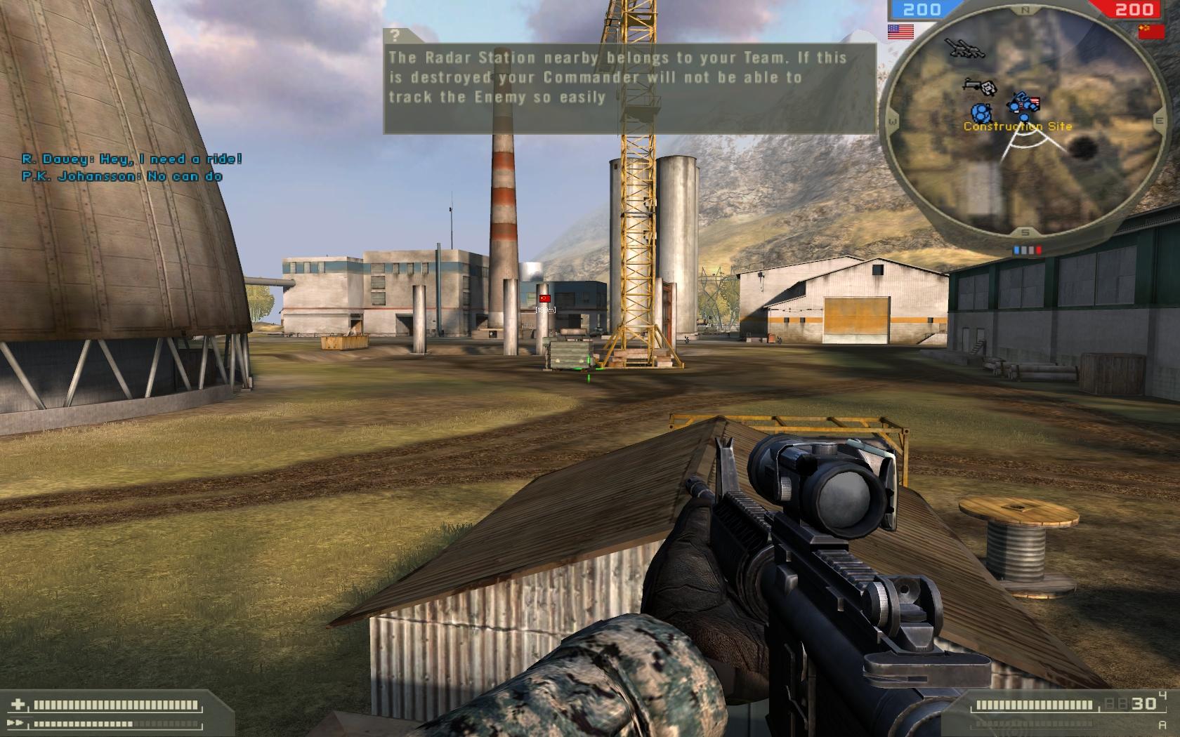Battlefield 2 znowu online :-)